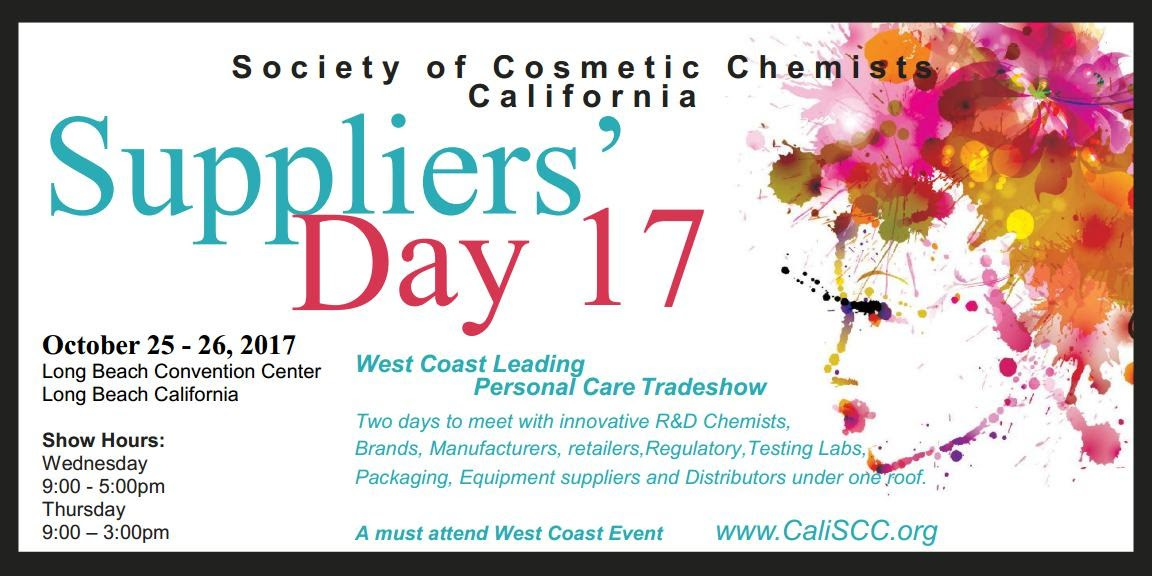 SCC California Supplier's Day , Los Angeles